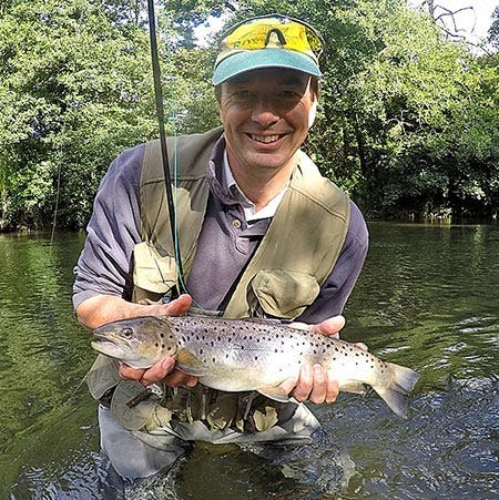 Tackle Up for Sea Trout