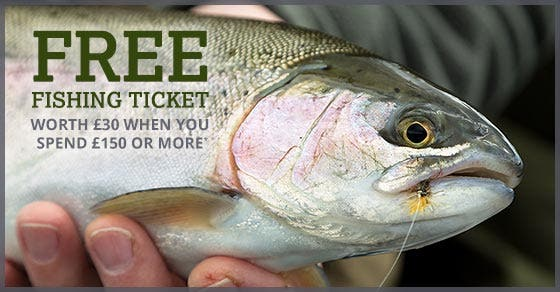 Free Fishing Ticket Offer
