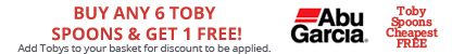 Buy 6 Toby Spoon's and get one FREE - Cheapest Free