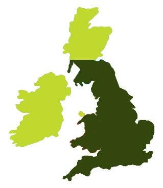 Sportfish Mainland UK Delivery Area