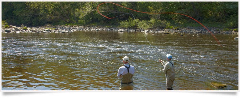 Choosing a Double Handed Fly Rod