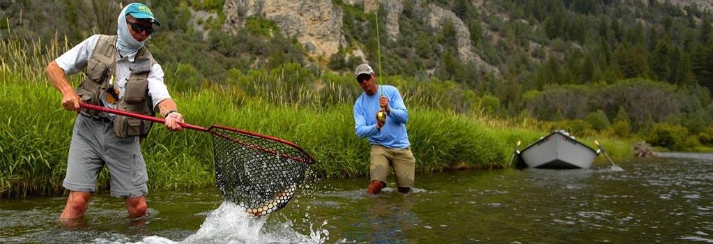 Choosing a Fishing Net